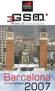 3GSM Barcelona 2007