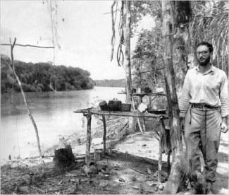 Claude Lévi-Strauss, al Brasil, als anys 30