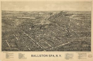 Ballston Spa, la inspiració pel North Bath de Richard Russo