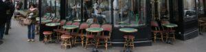 Café de Flore -> Enrique Vila-Matas: París no se acaba nunca