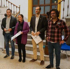 Lliurament Premi Pollença de Narrativa Joan Mayans Elm Puig