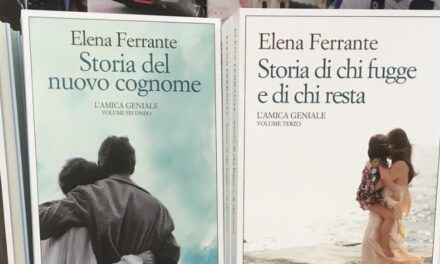 Elena Ferrante: Tetralogia Dues Amigues (Dos amigas, L'amica geniale, sèrie napolitana)